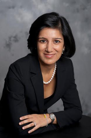 Shalini Mahtani MBE: Founder of Community Business and The Zubin Foundation.