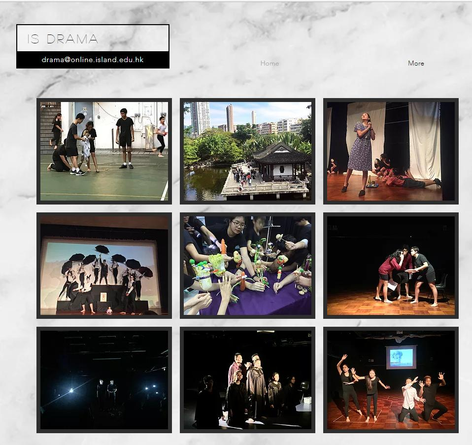 Island School – ESF Drama website - Island School - ESF