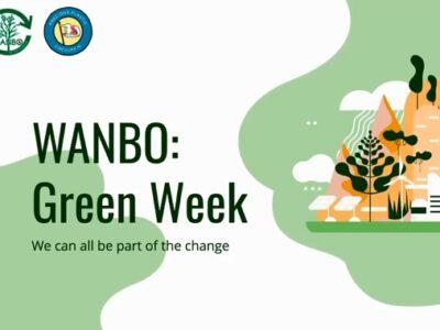 Green Week 2021