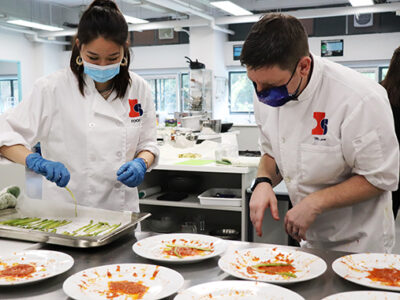 Plan, Cook and Serve – Year 13 Pop-up Restaurant Event