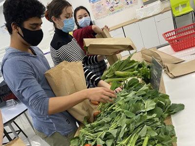 Green Week 2021, Organic Food Giveaway