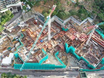 Redevelopment Update, May 2021