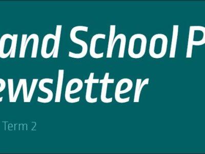 Island School PTA Term 2 Newsletter