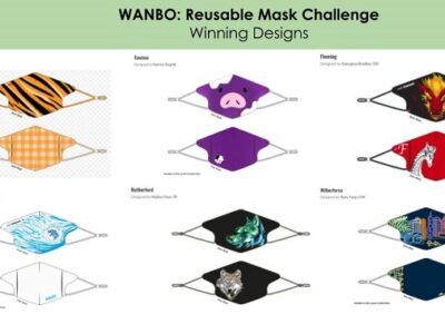 Winners Announced for the Reusable Mask Design Competition