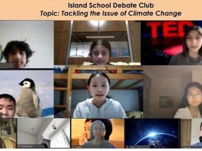 Debate Club, 2020-2021 Year in Review