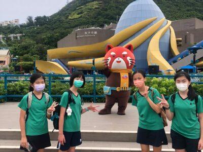 Ocean Park Wellness Day Trip
