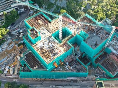 Redevelopment Update, September 2021